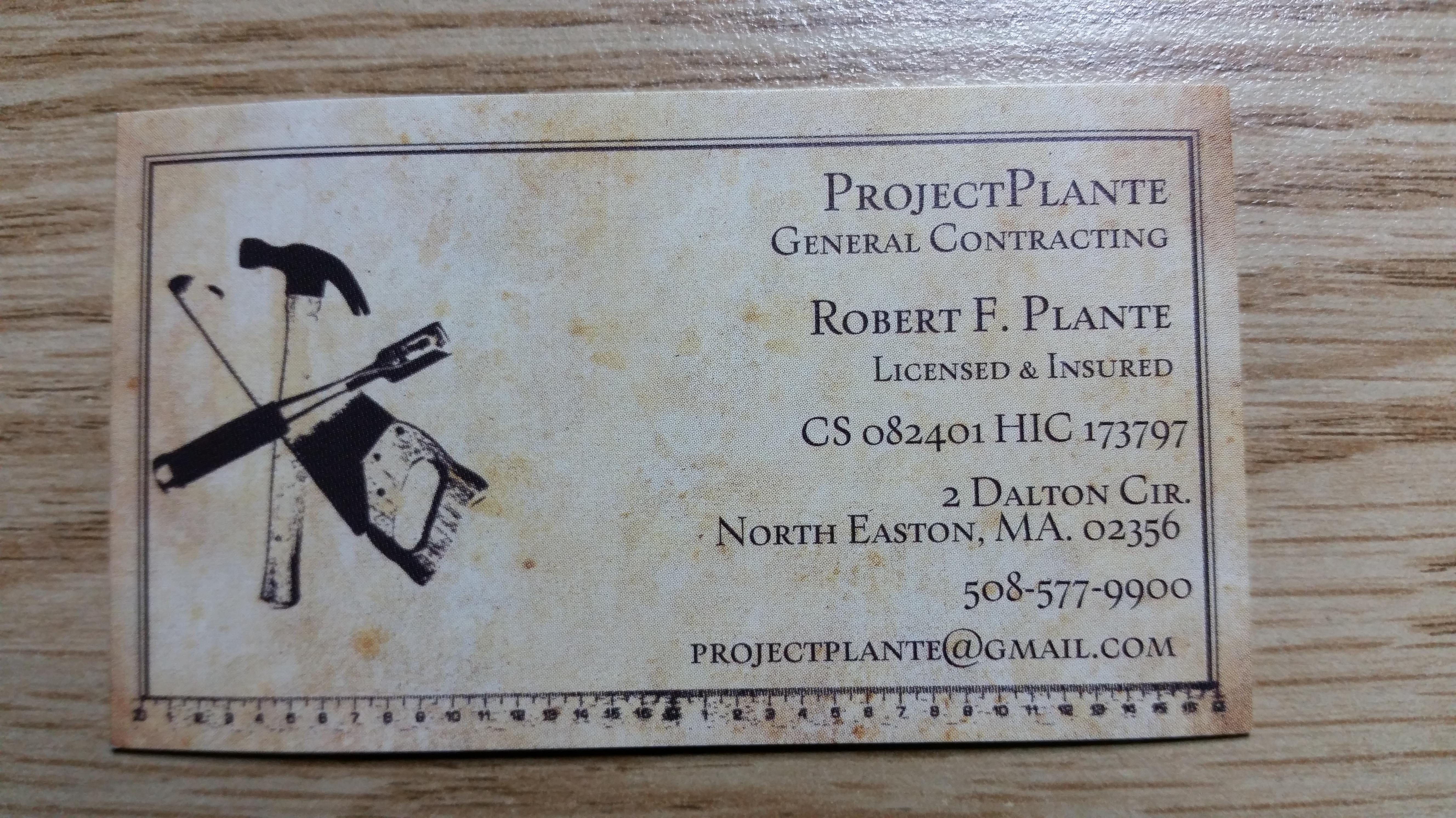 ProjectPlante